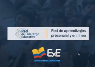 Se renueva la Red de Liderazgo Educativo