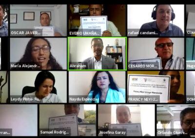 20 directivos docentes de Meta y Casanare obtuvieron su certificación de año I