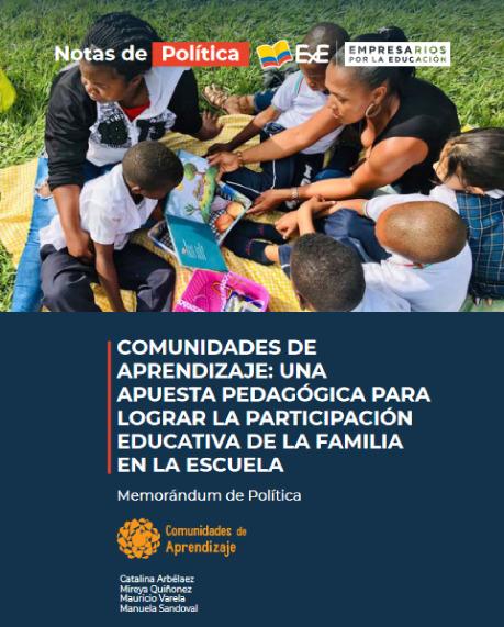 Comunidades de aprendizaje: una apuesta pedagógica para lograr la participación educativa de la familia en la escuela