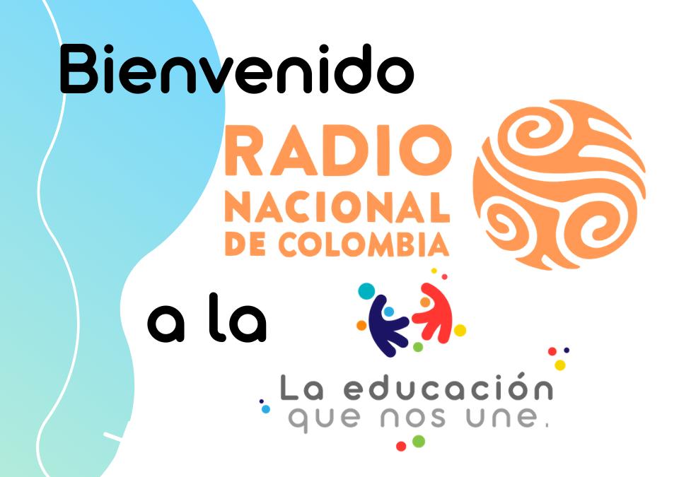 RTVC, el nuevo aliado de La Educación Que Nos Une