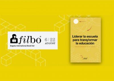 Revive el lanzamiento de nuestro libro «Liderar la escuela para transformar la educación»